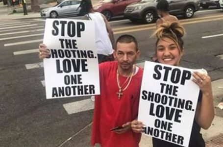 Buscando formas de poner fin a la violencia