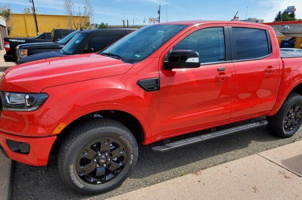 2020 Ford Ranger Lariat 4X4