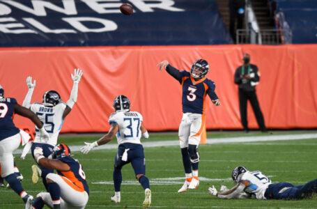 Broncos debutaron pero salieron derrotados por los Titans 16-14