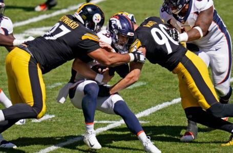 Broncos enfrentaron a los Steelers y su feria defensa