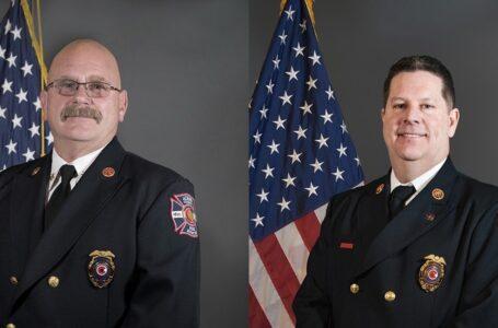 Jefe de los bomberos y subdirector estan en licencia administativa