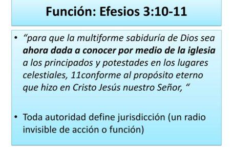La Misión y su Iglesia