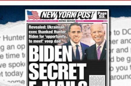 Investigación Senado USA: «Papi Joe» mintió; sí conocía los negocios sucios de su hijo Hunter en Ucrania