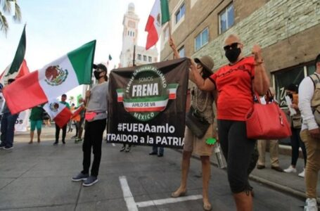 Ya no quieren a López Obrador