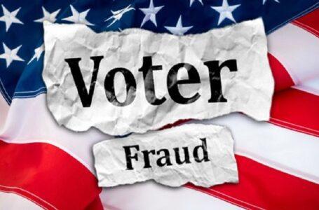Las investigaciones sobre el robo de las elecciones continúa día con día