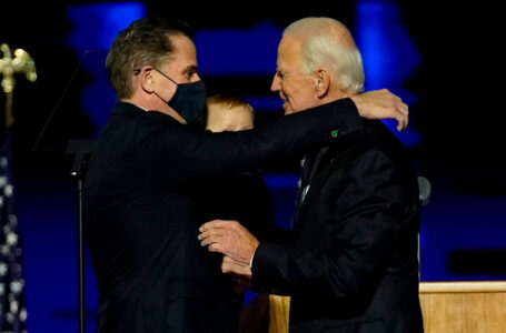 Investigación del hijo de Biden coloca un nuevo escrutinio sobre la elección del Fiscal General