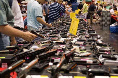 Aumentaron las ventas de armas durante viernes negro