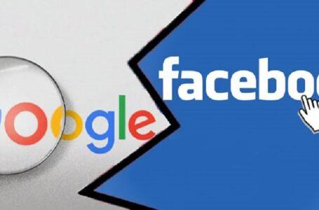 Preparan múltiples demandas antimonopolio en contra de Google y Facebook