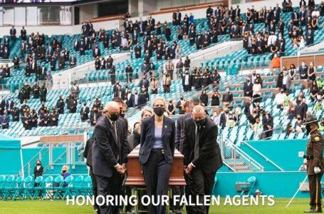 Dos agentes especiales pierden la vida