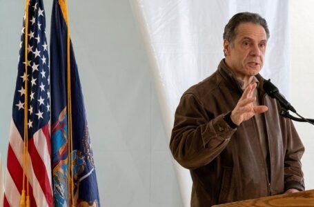 Se trasladan a despojar al gobernador Andrew Cuomo de poderes de emergencia
