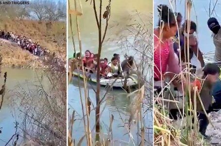 """Apuntará a los traficantes de personas en respuesta a la tan grande """"crisis humanitaria"""" en la frontera"""