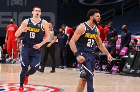 Nuggets de Denver: Tres victorias y una derrota