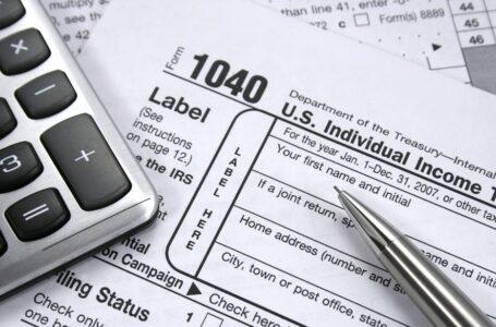 Casi 7 millones de declaraciones de impuestos no han sido procesadas por el IRS