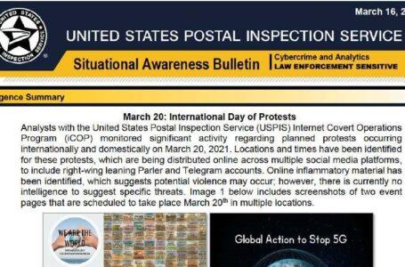 Ejecuta 'programa de operaciones encubiertas' que monitorea las publicaciones de los estadounidenses en las redes sociales