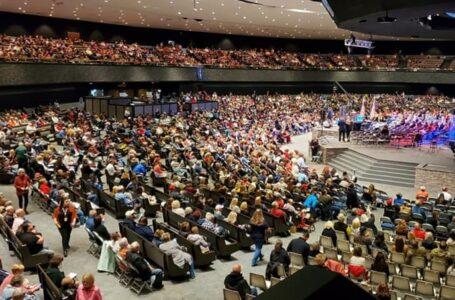 Conferencia: Health and Freedom, fue muy exitosa, miles se dieron cita