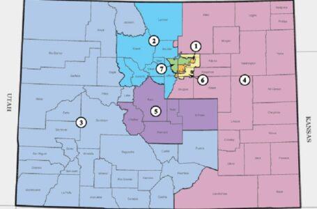 Distritos del Congreso del estado Se están rediseñando, podría tener importantes consecuencias políticas