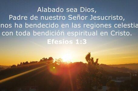 Alcanzados por la bendicion de Dios