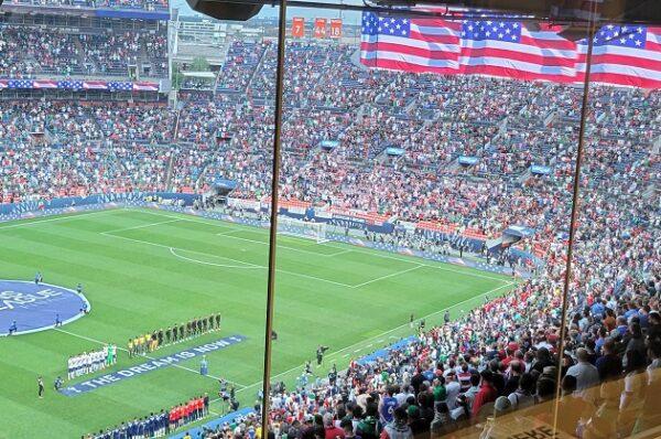 Estados Unidos campeón