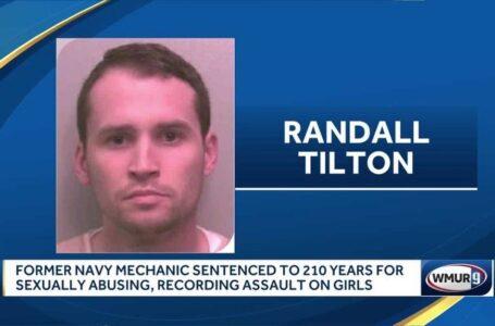 Mecánico de la Marina sentenciado a 210 años por agredir sexualmente a 7 niñas y producir pornografía infantil