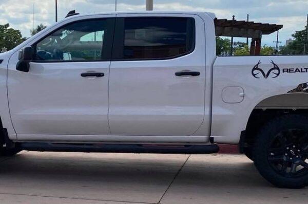 2021 Chevrolet Silverado Crew Custom Realtree Edition