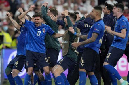 Argentina e Italia campeones