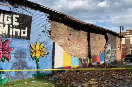 Destrucción del mural de George Floyd podría ser una señal de Dios