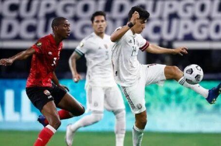 Copa Oro: La selección mexicana por fin logro conseguir el gol