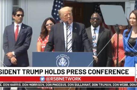 El Presidente Trump anuncia Demanda Colectiva contra Google, YouTube, Twitter y sus Directores Ejecutivos