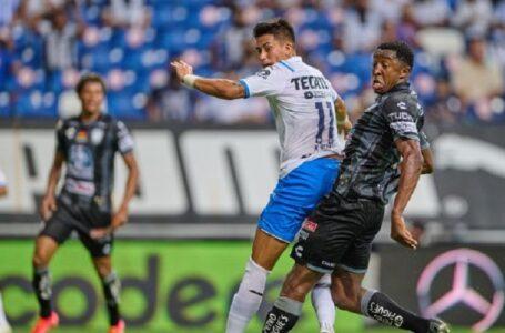 Monterrey derroto a Pachuca
