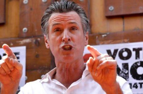 Gavin Newsom podría perder la destitución de California