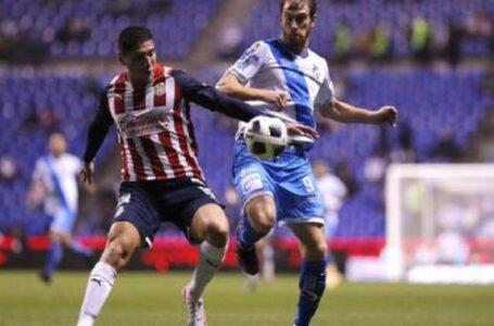 Chivas venció 2-0 a Puebla