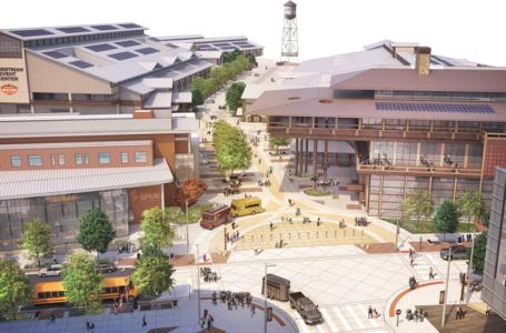 Votantes de Denver decidirán sobre el potencial y controvertido National Western Center Arena