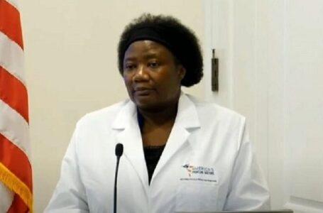 Doctora difamada por promover la hidroxicloroquina demanda a CNN