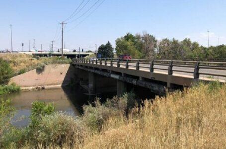 Se reemplazará el puente sobre el río South Platte; estara cerrado hasta mayo del 2022