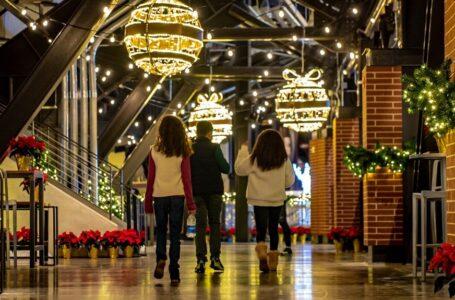 3 millones de luces navideñas llegan a Denver