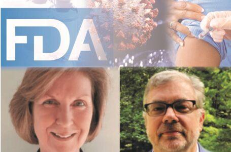 Dos altos líderes de alto nivel en vacunas de la FDA renuncian