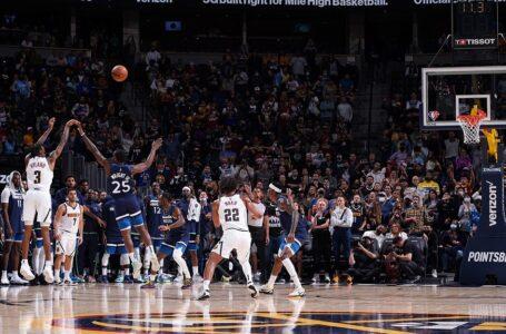 Los Nuggets de Denver están ya de regreso